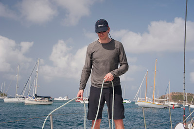 Antigua Sailing Week 2016 - Race 3_2878
