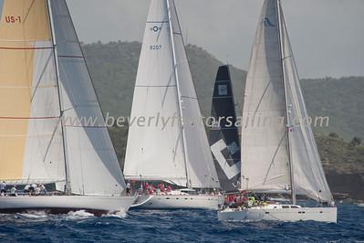 Antigua Sailing Week 2016 - Race 1_1992