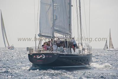 Antigua Sailing Week 2016 - Race 3_2986