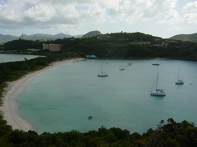 Deep Bay - Antigua Royal Hotel