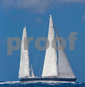 Power Team Racing-Caymen Crew_Day 4_Venus-Antigua Race Week 2011_Factor_6611