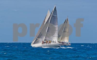 Power Team Racing-Caymen Crew_Day 4_Venus-Antigua Race Week 2011_Factor_6670