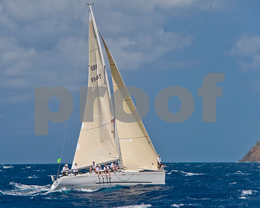 Power Team Racing-Caymen Crew_Day 4_Venus-Antigua Race Week 2011_Factor_6639