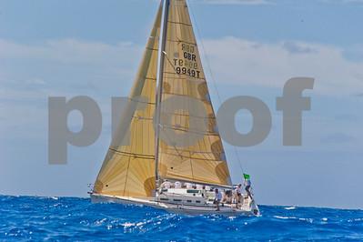 Power Team Racing-Caymen Crew_Day 4_Venus-Antigua Race Week 2011_Factor_6686