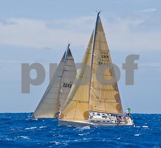 Power Team Racing-Caymen Crew_Day 4_Venus-Antigua Race Week 2011_Factor_6682