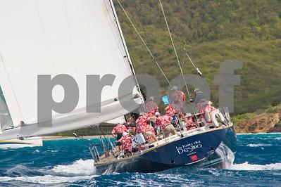 Power Team Racing-Caymen Crew_Day 4_Venus-Antigua Race Week 2011_Factor_6603