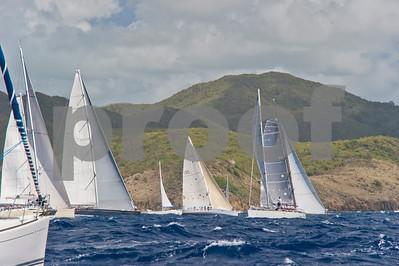 Power Team Racing-Caymen Crew_Day 4_Venus-Antigua Race Week 2011_Factor_6619