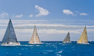 Power Team Racing-Caymen Crew_Day 4_Venus-Antigua Race Week 2011_Factor_6663