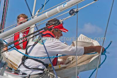 Power Team Racing-Caymen Crew_Day 4_Venus-Antigua Race Week 2011_Factor_6593