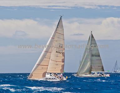 Power Team Racing-Caymen Crew_Day 4_Venus-Antigua Race Week 2011_Factor_6653