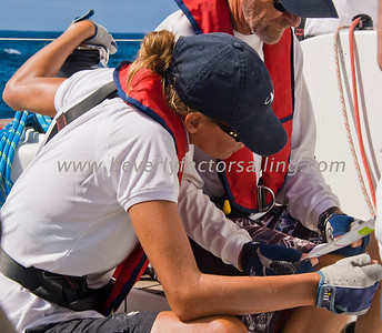 Power Team Racing-Caymen Crew_Day 4_Venus-Antigua Race Week 2011_Factor_6575