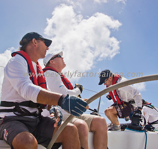 Power Team Racing-Caymen Crew_Day 4_Venus-Antigua Race Week 2011_Factor_6674