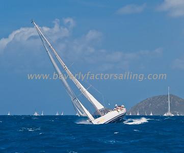 Power Team Racing-Caymen Crew_Day 4_Venus-Antigua Race Week 2011_Factor_6754