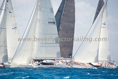 Antigua Race Week Race 2 Kalalu CRS4_1101