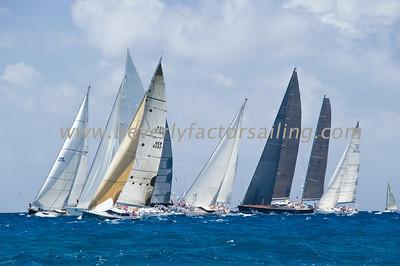 Antigua Race Week Race 2 Kalalu CRS4_1098