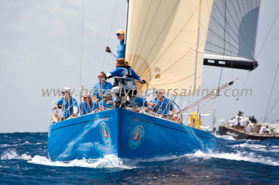 Antigua Race Week Race 2 Kalalu CRS4_1087