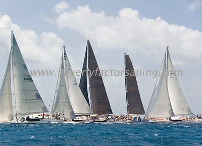 Antigua Race Week Race 2 Kalalu CRS4_1106