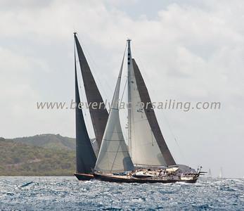Antigua Race Week Race 2 Kalalu CRS4_1110