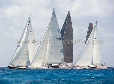 Antigua Race Week Race 2 Kalalu CRS4_1102