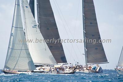 Antigua Race Week Race 2 Kalalu CRS4_1108