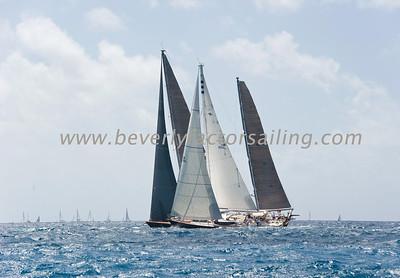 Antigua Race Week Race 2 Kalalu CRS4_1109