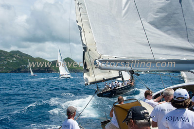 Antigua Race Week 2012 Race 3 Sojana_1363_1