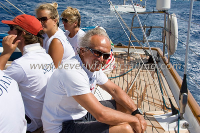 Antigua Race Week 2012 Race 3 Sojana_1334