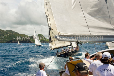 Antigua Race Week 2012 Race 3 Sojana_1363