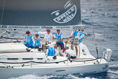 Antigua Race Week 2012 - Sojana Race 1_0048