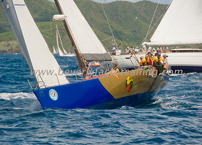 Antigua Race Week 2012 Race 3 Sojana_1400