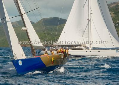 Antigua Race Week 2012 Race 3 Sojana_1401