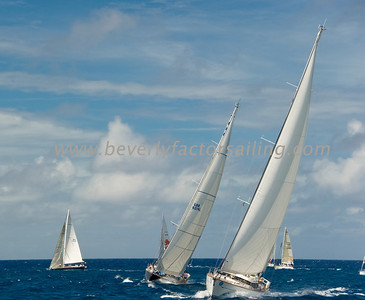 Antigua Race Week 2012 Race 3 Sojana_1381