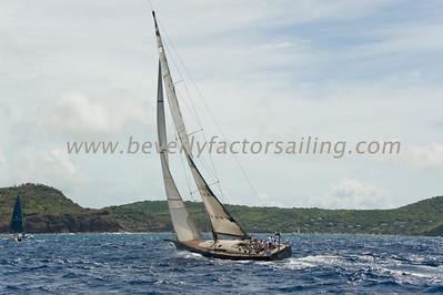 Antigua Race Week 2012-RaceDay 3 RACE BOATS