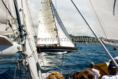 Antigua Race Week 2012 Race 3 Sojana_1372