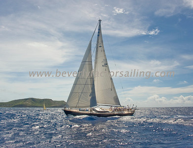 Antigua Race Week 2012 Race 3 Sojana_1349