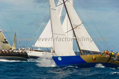 Antigua Race Week 2012 Race 3 Sojana_1397