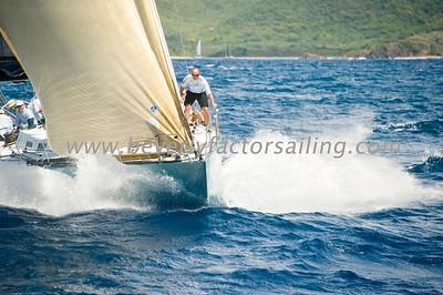 Antigua Race Week 2012 Race 3 Sojana_1357