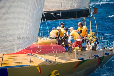 Antigua Race Week 2012 Race 3 Sojana_1378