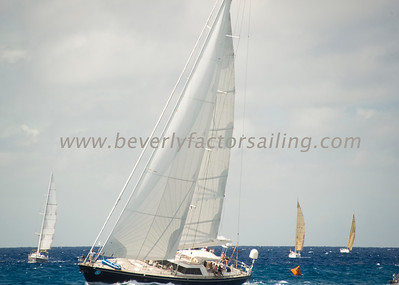 Antigua Race Week 2012 Race 3 Sojana_1383