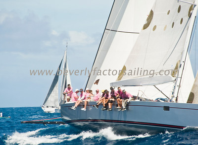 Antigua Race Week 2012 Race 3 Sojana_1404