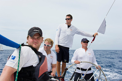 Antigua Race Week 2012 Race 4-El Ocaso_1784