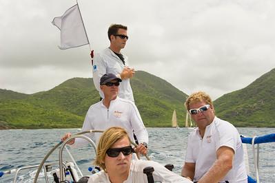 Antigua Race Week 2012 Race 4-El Ocaso_1756