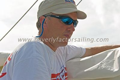 Antigua Race Week 2012 - Race Day 5-Water World CREW ACTION
