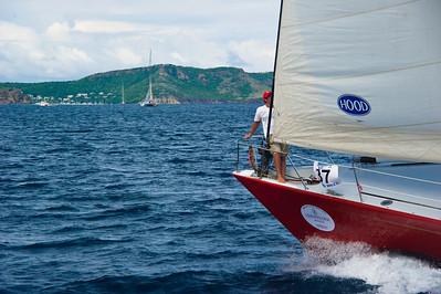 Kialoa Boat and Crew