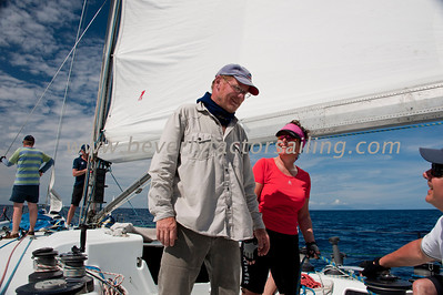 CREW ACTION - CUBA LIBRA - Race Day 1