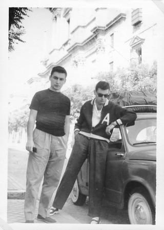 Viaje a la Costa Brava 1960
