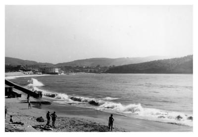 Seguro que esta foto ha cambiado en estos años, sea la playa que sea.