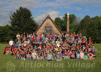 Family Photos & Camp Photo