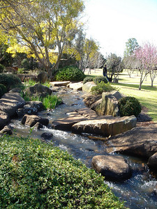 Picnic Point Garden, Toowoomba, Queensland Australia 2004