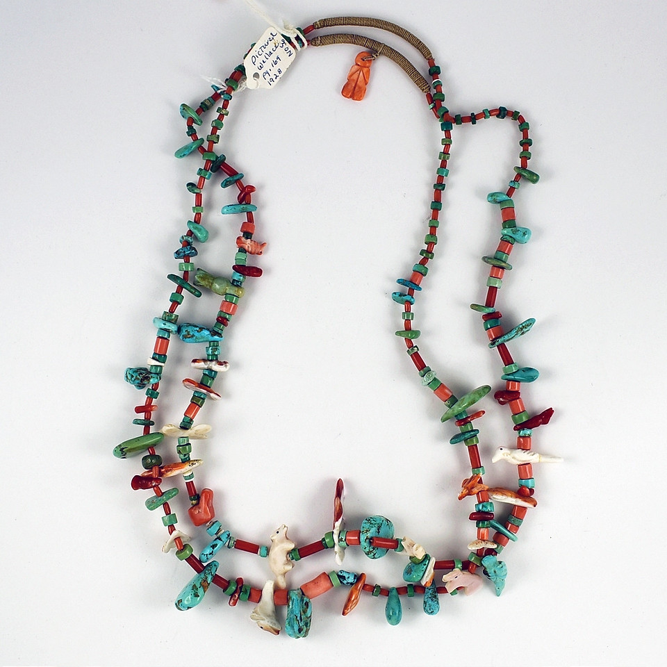Leekya Deyuse Necklace, 1928